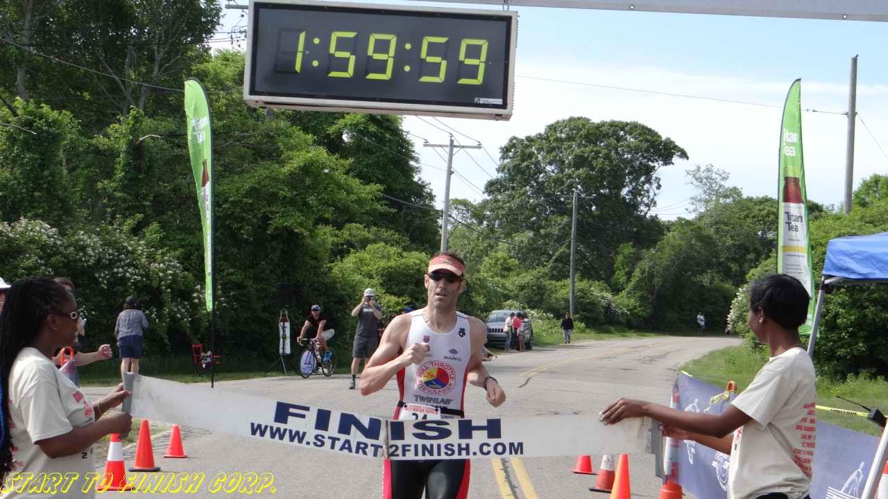 Robert Duncan triathlon
